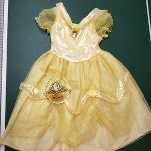 Beauty and the Beast Belle Halloween Dress